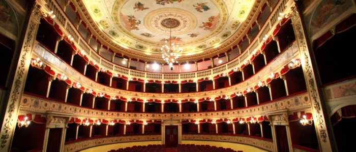 Hotel della Valle Agrigento Teatro Pirandello