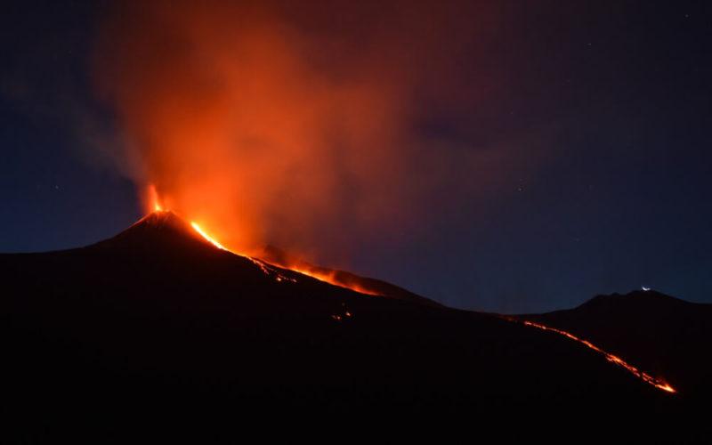 """Tour del Vulcano """"Etna"""""""